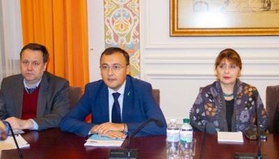 До України прибула Венеціанська комісія для оцінки «мовного закону»