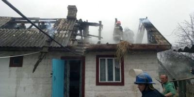 На Рівненщині у вогні загинув 5-річний хлопчик