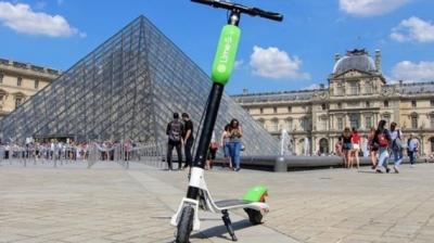 У Франції ввели правила і штрафи власникам електросамокатів