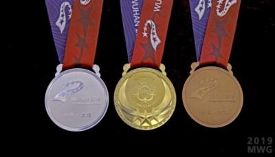 Українці вибороли 33 медалі на Всесвітніх Іграх військовослужбовців