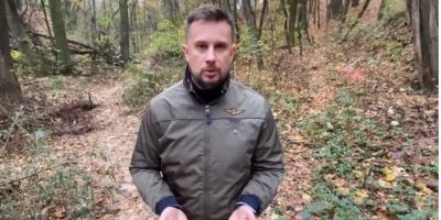 """Лідер """"Нацкорпусу"""" заявив, що ветерани не підуть із Золотого"""