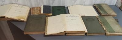 На Буковині затримали чоловіка, який намагався вивезти за кордон десяток старовинних книг і монет
