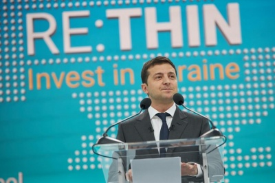 Зеленський назвав три етапи повернення Донбасу
