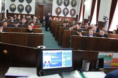 У Чернівцях депутати міськради знову не підтримали звернення до Зеленського щодо «формули Штанмаєра»