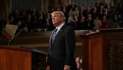 Палата представників Конгресу США прийняли резолюцію щодо процедури імпічменту Трампа