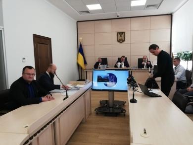 У Вінниці продовжується слухання апеляції у справі щодо відставки Каспрука - наживо