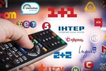 Спутникове ТБ: провідні українські телеканали стануть платними