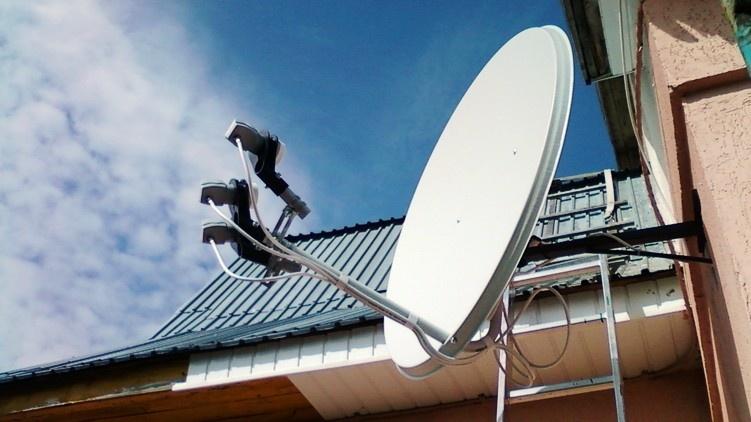 Картинки по запросу фото супутникового телебачення