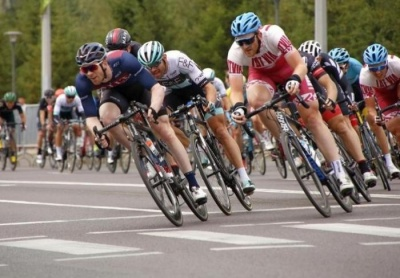 На Буковині вперше відбулися велогонки Сторожинецького району