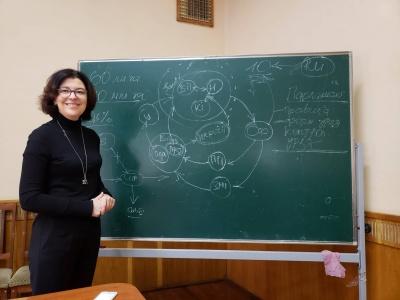 «Політичне розчарування буде неминучим»: екс-віце-спікерка Ради у Чернівцях зустрілась зі студентами