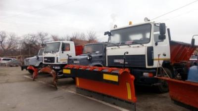 «Ми готові до зими»: у МіськШЕПі запевняють, що проблем на дорогах не буде