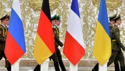 """Пєсков: Путін готовий до """"нормандського саміту"""""""