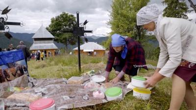 Появился трейлер фильма о высшем в Украине Буковинский село
