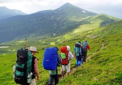 П'ятеро туристів з Чернівців заблукали під Говерлою