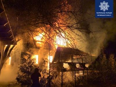 Пожежа у міні-готелі й кабан на вулицях міста. Головні новини 3 листопада