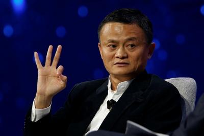 Засновник Alibaba відвідає Україну