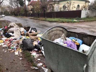 Обшанський оштрафував низку ЖРЕПів та фірм-управителів через стихійне сміття – фото