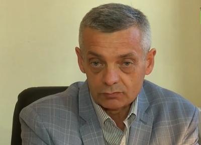 Каспрук повторно відсторонив від роботи директора земельного департаменту Собка