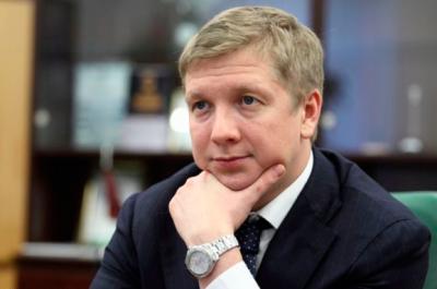 """Коболєв прокоментував вимогу Путіна """"обнулити"""" судові претензії до """"Газпрому"""""""