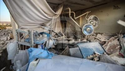 Російська авіація розбомбила пологовий будинок у Сирії