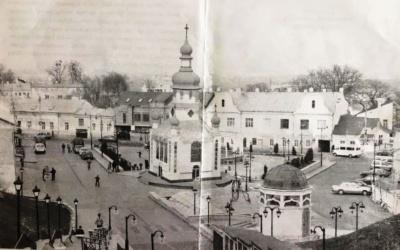 У Чернівцях посеред історичної площі збудують каплицю: депутати ухвалили рішення