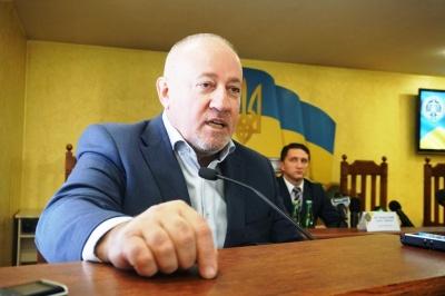 Чумак назвав «складною» ситуацію з контрабандою і вирубкою лісу на Буковині