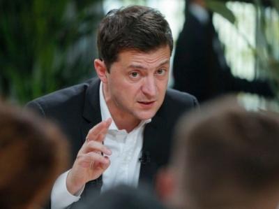 Зеленський про свою українську: хочу говорити краще
