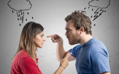Анекдот дня: про сімейний конфлікт