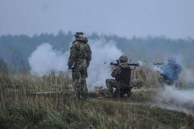Бойовики обстріляли ЗСУ ракетами: один військовий загинув, ще четверо - поранені