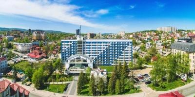 У Трускавці зібралися будувати найбільший аквапарк в Східній Європі