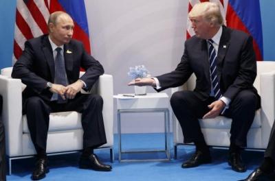 Трамп заявив, що не проти поїхати до Путіна на 9 травня