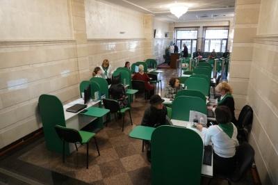 Комфорт для клієнтів: Пенсійний фонд Буковини переїхав у колишню будівлю НБУ