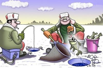 Анекдот дня: двоє на рибалці