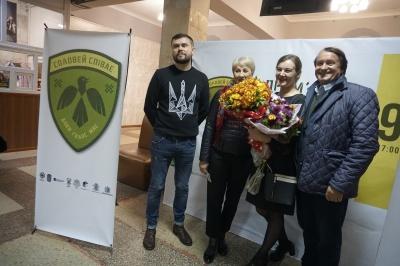 У Чернівцях презентували стрічку «Соловей співає» – фото