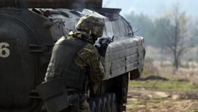 Бойовики обстріляли вантажівку ЗСУ, поранено чотирьох військових