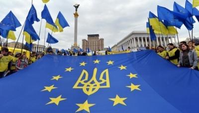 Євромапа України: Буковина опинилась серед шести областей, найближчих до ЄС