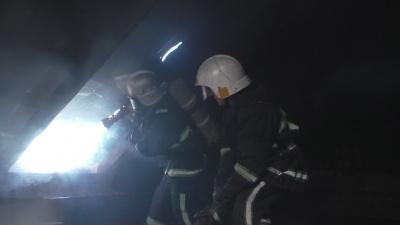 Пожежа на Буковині: пенсіонер отримав численні опіки