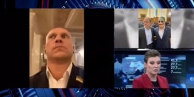 Кива в ефірі російського телеканалу поскаржився на «утиски свободи слова» в Україні