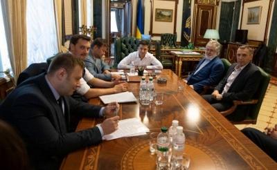 Коломойський хоче повернути Приватбанк та смертну кару для Порошенка