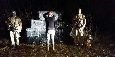 Контрабанда на понад 3 мільйони: за добу на Буковині виявили масштабні партії сигарет