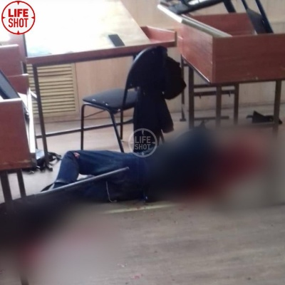 У Росії студент влаштував стрілянину у коледжі, а потім наклав на себе руки
