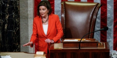 Спікер Палати представників звинуватила Трампа у підкупі України