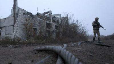 Нові втрати на Донбасі: внаслідок острілу бойовиків загинув український військовий