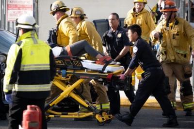 Стрельба в школе США: в свой день рождения подросток застрелил двух и ранил пятерых учеников - фото