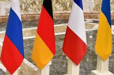 """Оприлюднили дату зустрічі лідерів країн """"нормандської четвірки"""""""