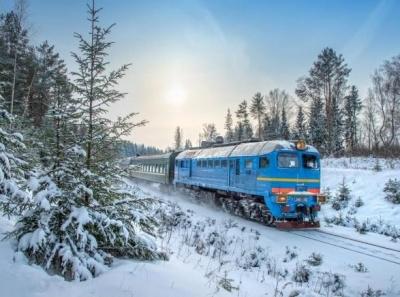 В Україні призначили 6 додаткових потягів на новорічні та різдвяні свята