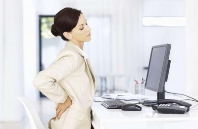 Як зберегти здоров'я і фігуру на сидячій роботі