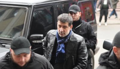 В Івано-Франківську екс-депутата облили фекаліями