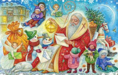 Як правильно написати листа Святому Миколаю, і куди його відправляти