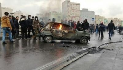 В Ірані в ході зіткнень із поліцією загинув 21 протестувальник